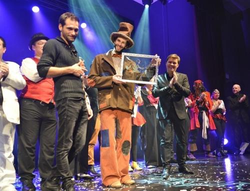 Concours de talents de la magie 2017 : le trophée remporté par François Pierce