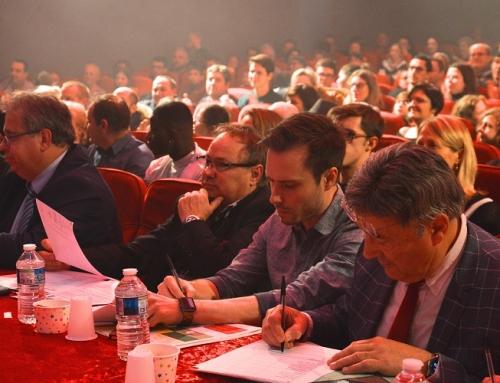 Un billet pour les championnats de France des magiciens