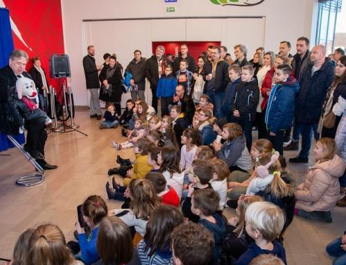 Coudekerque-Branche: petits sorciers et grands magiciens